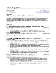 Sample Academic Librarian Resume sample librarian resume best solutions of librarian resume sample 18