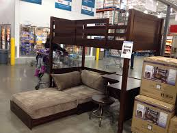 awesome loft beds with desk and couch. Wonderful Couch Awesome Loft Bed From Costco To Loft Beds With Desk And Couch