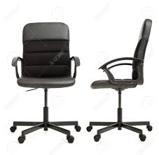 office chair side. Brilliant Office Office Chair On The White Background Front And Side View Stock Photo   13816852 On Office Chair Side A