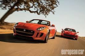 2014 Jaguar F-Type V8S vs. 2014 Chevrolet Corvette Stingray Z51 ...