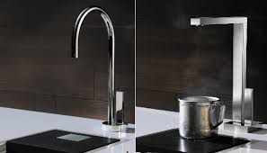 tara ultra and lot hot cold water dispensers by dornbracht