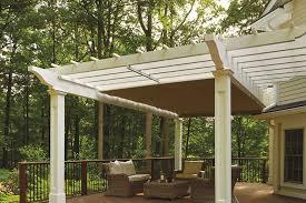 retractable pergola canopy in morris plains shadefx canopies rh shadefxcanopies com pergola with retractable canopy diy pergola with retractable canopy