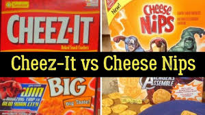 cheez it vs cheese nips ings nutrition facts side effects