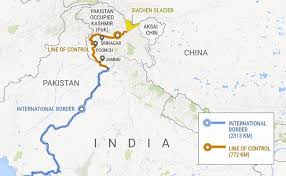 Pakistan these pictures of this page are about:pakistan border map. How A Map Mistake Started A 30 Year High Altitude War War Between India And Pakistan From Overheard At National Geographic Laughingplace Com