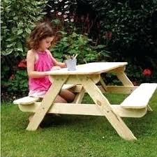 wooden garden furniture picnic table bench rocking chair best childrens uk ideas