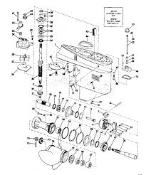 magnificent 50 hp evinrude wiring diagram composition schematic 25 HP Johnson Wiring-Diagram force outboard motor parts diagram inspirational evinrude gearcase