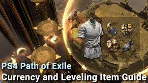 Ps4 Poe Currency And Leveling Item Guide Poecurrencybuy Com