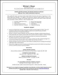 Quick Resume Template - Resume Templates