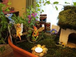 faerie garden. Creating A Faerie Garden