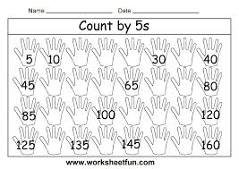 Kindergarten Counting Objects Worksheets Worksheet Multiplying ...