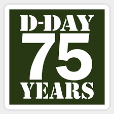 D Day 75 Years