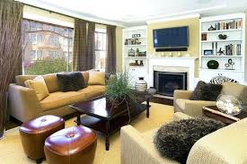 small living room with fireplace small living room ideas with fireplace and tv placement in small