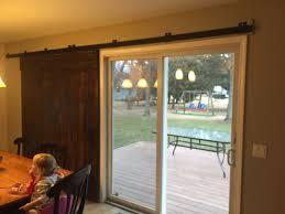 glass barn doors interior. Barn Door Over Glass Sliding 2 Doors Interior N