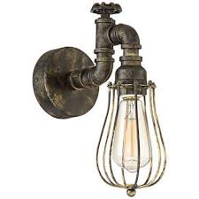 industrial wall lights. Vintage Style Wall Lights, Industrial Lights