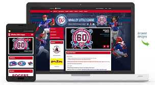 Softball Game Schedule Maker Sports Website Software Create Your League Or Team Website Today