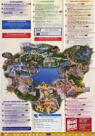 theme park brochures islands of adventure  theme park brochures