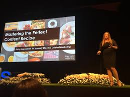 5 Ingredients to Master the Perfect Content Marketing Recipe | Diseño  grafico y web. Fotografia y video institucional. Marketing online