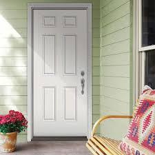 steel doors exterior