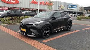 Toyota C Hr 18 Hybrid Premium 2017 Review Autoweeknl