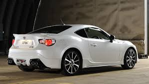 Toyota GT 86 TRD - limited run goes on sale in the UK