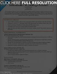 Skills In Information Technology Resume Resume Template