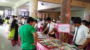 bhulka vihar school book fair