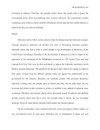ib tok essay example   5