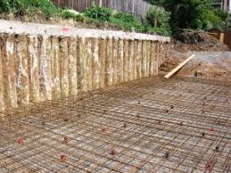 Small Picture Groundwork basement project open site basement work UM Group