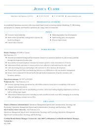 Resume Sapmles Free Resume Examples By Industry Job Title Livecareer