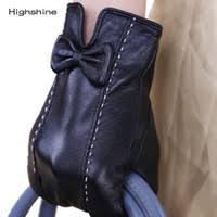 Fingerless Women S <b>Leather</b> Gloves Canada | Best Selling ...