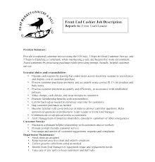 Resume For Restaurant Cashier Restaurant Cashier Resume