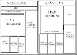 Classroom Newspaper Template Free Classroom Newspaper Template Templates Door Signs Creating A
