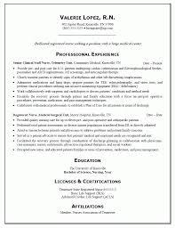 Emergency Room Nurse Resume Template Charming Emergency Room Nurse Resume Sample Contemporary Entry 18