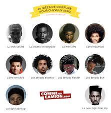Livre De Coupe De Cheveux Homme Black