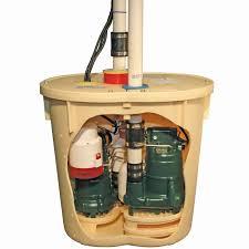 backup sump pump options. Fine Sump Cutaway View Of A Sump Pump System Before Installation Inside Backup Sump Pump Options