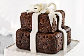 Spiced Fruit Cake With White Icing Bow Recipes Eat Well With Bite