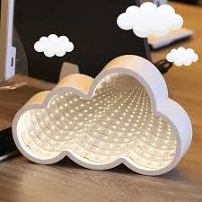 <b>Hot Sale</b> Warmful <b>LED</b> 3D <b>Night Light</b> Cloud Tunnel Shape Child ...