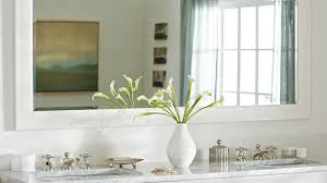 white bathroom vanity mirrors. Adorable Bathroom Vanity Mirrors Great Classic Double Wide Mirror Pottery Barn Regarding White
