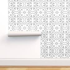 tile wallpaper cement tile