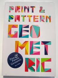 Pattern Book Gorgeous Print Pattern Book PP BOOK 48 Print Pattern Geometric