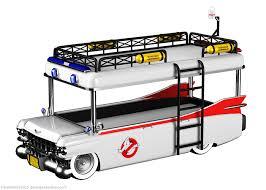 cartoon bunk bed. Ghostbusters Bunk Bed By Davesgeekyideas Cartoon E