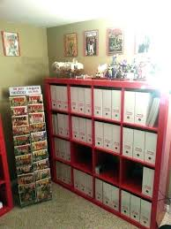 comic book shelf cabinet shelves and racks nice storage for books i like the stand