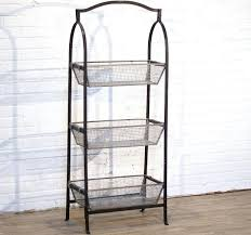 3 tier basket stand costco metal market with