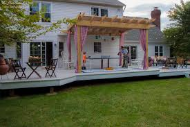 backyard ideas deck. heathered nest outdoor living roomdeck reveal backyard ideas deck