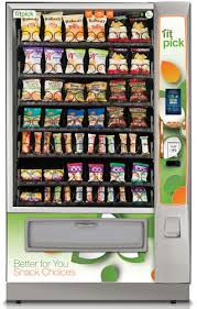 High Tech Food Vending Machines Inspiration Profit From Your NYC Venue With A Full Service Vending Machine IFOD
