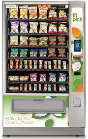 Healthy Vending Machines In Schools Mesmerizing Healthy Vending Machines For Schools Intelligent Foods On Demand