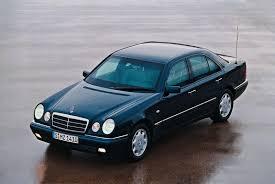 1997 Mercedes-Benz E-Class - Information and photos - ZombieDrive