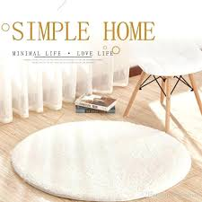 home kids bedroom absorbent anti skid round area rugs and carpets for living room soft gy