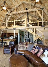 gambrel barn house open living in this barn home pages sand creek post beam traditional future