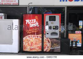 Pizza Vending Machine Lakeland Cool Pizza Vending Machine In Italy Stock Photo 48 Alamy